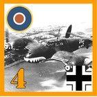 La Batalla de Inglaterra #4 Fuerza Aérea Alemana, la Luftwaffe de 1940