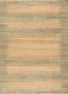 Horizon - 153509 Sy2c/3 - Samad - Hand Made Carpets Green Rugs, Home Rugs, Minimalist Design, Carpets, Im Not Perfect, Hand Weaving, Farmhouse Rugs, Minimal Design, Rugs