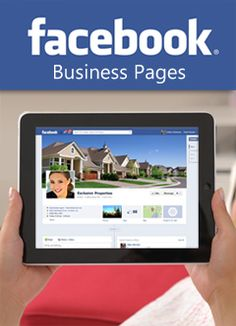 Facebook Business Pages - Top 11 reasons why you should have a real estate Facebook business page. More great real estate marketing tips to expand your reach.