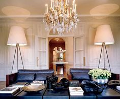 Elie Saab : Architectural Digest. No only he is a great fashion Designer but he has the best taste in Home decor!!!