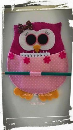 Glorious All Time Favorite Sewing Projects Ideas. All Time Favorite Top Sewing Projects Ideas. Owl Crafts, Diy And Crafts, Arts And Crafts, Diy Sewing Projects, Sewing Crafts, Felt Owls, Diy Couture, Felt Fabric, Fabric Dolls