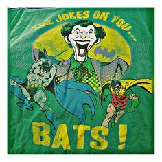 Batman, Joker tshirt