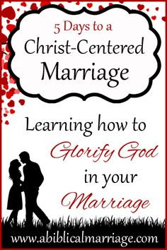 Our Christian Marriages should be firmly rooted in the Word of God. But it can be hard to know how to do that or what that should look like. Join us as we explore what a Christ-centered, God-glorifying Marriage should look like! {Plus many practical tips} Saving Your Marriage, Save My Marriage, Marriage Relationship, Marriage And Family, All Family, Happy Marriage, Marriage Advice, Broken Marriage, Marriage Retreats