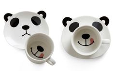 A cup of panda