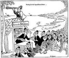 "The other cartoons Seuss drew  ""Waiting for the Signal from Home..."" Dr. Seuss. February 13, 1942"