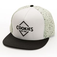 Cookies Sidewalk Snapback (Mint)
