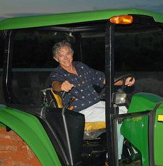 Flávio Guarani  - o rei do gado leiteiro