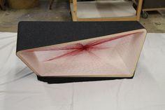 AERO la table hélicoïdale par Mathieu Esclassan