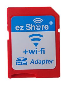 ezshare High Speed Wireless WIFI WLAN SD Card Adapter Micro ez share SD card to SD Wifi Adapter 8gb 16gb 32gb TF card