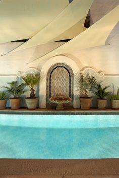 Molino del Carmen, Gaucin, Spain www.thebigdomain.com/large-houses/molino-del-carmen #spain #luxurytravel #holidayhomes