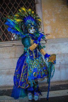 Karneval in Venedig 2015 – Costume ideas - BeautyTime Venetian Costumes, Venice Carnival Costumes, Venetian Carnival Masks, Carnival Of Venice, Venetian Masquerade, Venice Carnivale, Venice Mask, Day Of Dead, Dark Fantasy Art
