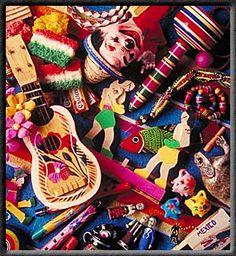 More Mexican Toys Fun Fun Fun