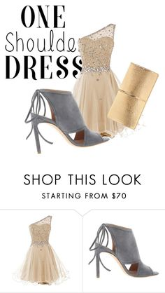 """""""simple prom life"""" by amloyal on Polyvore featuring BOSS Hugo Boss and Nina Ricci"""