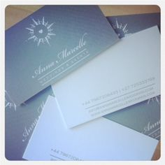 New business cards ♡