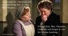 Downton Abbey: Breast Cancer Edition. 1/2013