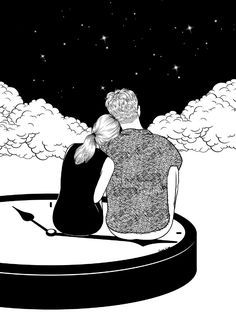 Time stands still by Henn Kim