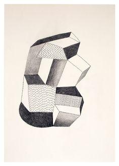 Nathalie Du Pasquier   drawings
