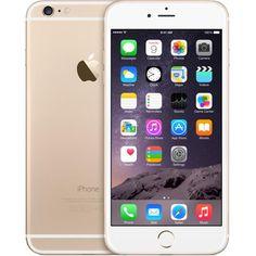 Apple iPhone 6 Plus - 16GB (Dourado), Telemóvel. Comprar na Fnac.pt