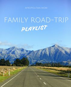 Hitting the road with the family, might want to load up your iPhone with some family friends songs the kids will enjoy - Family Road-Trip Playlist