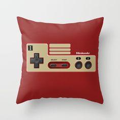 Classic retro Red Gold game @pointsalestore #society6controller Throw Pillow case #pillowcase #Photography #videogames #Digitalmanipulation #Macro #Vintage #Nintendo #Sega #Dreamcast #Classic #Retro #8bit #mario #brothers #digital #cool