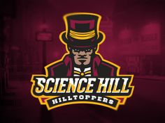 Science Hill Hilltoppers // Unused Concept