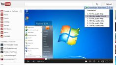 Download youtube videos with Internet Download Manager