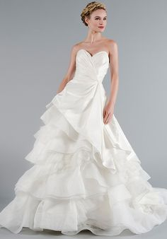 Isaac Mizrahi for Kleinfeld 50030 Wedding Dress - The Knot