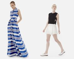 #Novis  We're not surprised considering her feminine pieces with a unique spin of prints inspired by art and tailored silhouettes make the perfect style statement.  Shop more on shop.addresschic.com