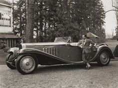 Royal jean Bugatti