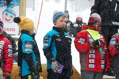 Podium U10 - Régionale - Stoneham Courses, Canada Goose Jackets, Motorcycle Jacket, Skiing, Winter Jackets, Fashion, Ski, Winter Coats, Moda