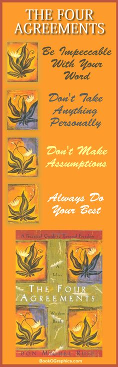 232 Best The Four Agreements Images On Pinterest The Four