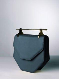 M2Malletier Bag, the perfect geometric hand bag #handbag