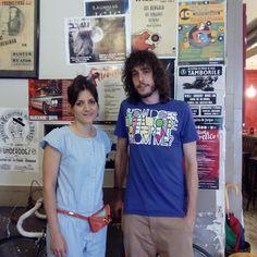 Conversando con Soraya (Bar Heroísmo) y Alex (Bar Dixie), impulsores del Juepincho #zaragoza