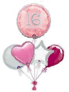 Happy 16th 1st Birthday Princess 21st Parties Ideas