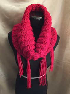 Ribbed hooded cowl