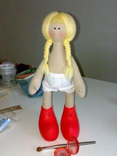 Mimin Dolls: tutorial boneca pata larga