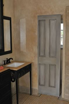 Faux Painting Bathroom Cabinets concerning faux on textured walls | painting walls | pinterest
