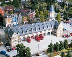 Knuffingen im Miniatur Wunderland Hamburg