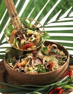 Salade de boeuf à la thaïlandaise - Cuisine - Plurielles.fr