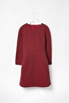 Before I go Scuba again I gotta get one of these. COS scuba dress