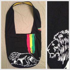 Rasta Lion Therapist Bag