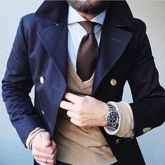 men suits style -- Press Visit link above for more options Gentleman Mode, Gentleman Style, Mode Masculine, Fashion Moda, Mens Fashion, Classy Fashion, Moda Men, Estilo Hipster, Mode Costume