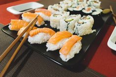 Sushi and Sake Like a Pro - Weekend Fellas