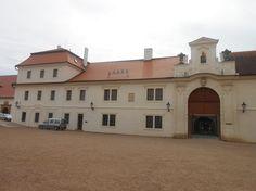 Litomyšl-Zámecký pivovar a rodný dům B. Smetany