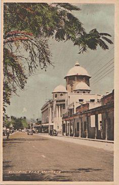 Kilindini Road, Mombasa Kenya Mombasa Kenya, Nairobi, Out Of Africa, East Africa, Karen Blixen, Happy Valley, British Colonial, Africa Travel, Historical Photos