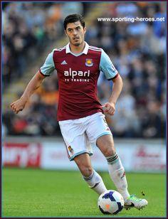 James Tomkins - West Ham United FC - League Appearances