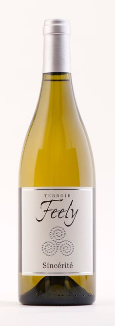 Chateau Feely, Dordogne. Feely Sincerite. Pure Sauvignon blanc wine - crisp, grapefruit and gooseberry enchant the palate following through into a long mineral finish. Perfect with seafood. 3 Hearts in the Carite best organic and biodynamic wines guide http://www.organicholidays.co.uk/at/3251.htm