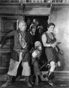 Still of Douglas Fairbanks in The Black Pirate