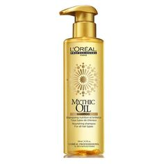 L'Oréal Professionnel Mythic Oil Shampoo (250ml) (1,355 INR) ❤ liked on Polyvore…