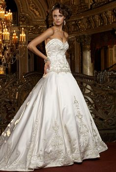 Eve of Milady wedding gowns @ Catan Fashions in Strongsville OH| The largest bridal salon in the country | www.catanfashions | Find the dress of your dreams! #CatanBride #EveofMilady